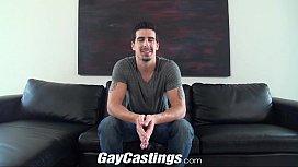 Gay Castings Straight stud...