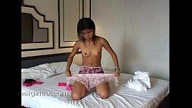 Petite Thai teen Zoe...