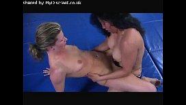 Lesbian go Strapon Video...