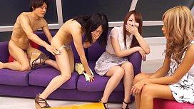 Subtitled Japanese amateurs real...