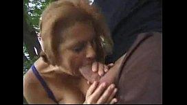 Granny BBW Ildiko Fucks...