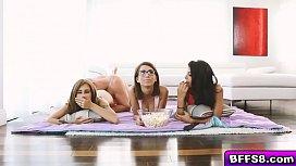 Lili, Gina and Joseline...