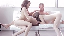 FFM Threesome PMV, Lexi...