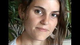 Virginie Delorme Magnifique Dbutante Franaise En Casting