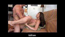 EXGF-Big Boob Beauty...