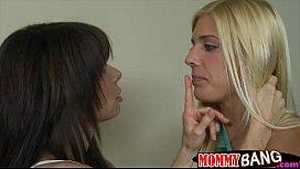 Carmen Monet and Jenna...