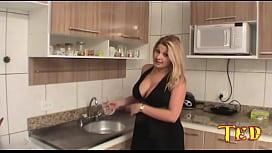 Patricia Castro ofereceu o corp&atilde_o