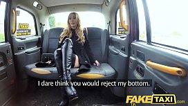 Fake Taxi Butt plug...