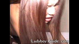 Nestled Thai Ladyboy Buggered...