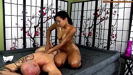 Adrian Maya Gives Erotic...