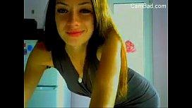 Hot Slim Teen Girl...