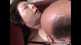 BBW Granny Gets Her...
