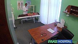 Fake Hospital Doctors magic...