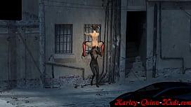 http://HarleyQuinnNude.com Harley Quinn Catwoman Lesbian Anime