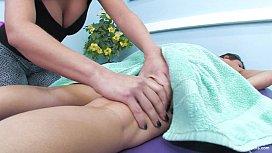 Britney Amber Naughty Massage...