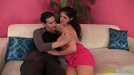 Cougar Carolyn Jewel seduces...