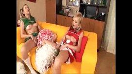 Cheerleading girls - Sugar baby...