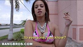 BANGBROS - Latina Stripper Harley...