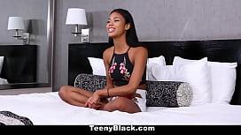 TeenyBlack - Hot Ebony Teen...