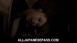 Petite Japanese slut 69s...