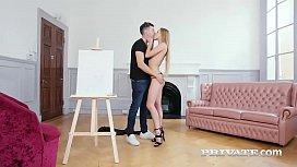 Alexis Crystal, a nude...