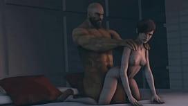 Moira Burton hentai video...