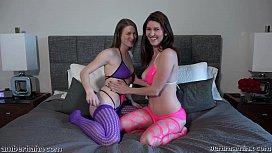 Gemma Minx and Amber...
