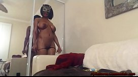 Sexy Ebony Pussy Cat...