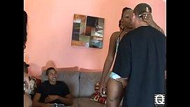Big Tits Ebony Misti...
