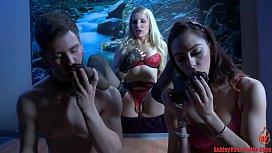 Tonights Slave - Couples Retreat...