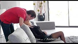 PureMature Valentines day massage...