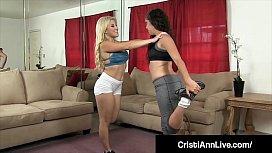 Bubble Butt Cristi Ann...