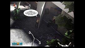 3D Comic: Echo. Episode...