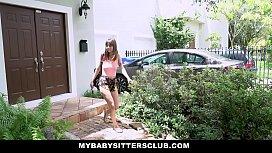 MyBabySittersClub - Sexy Baby Sitter...