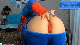 Punheta Guiada Safadinha Nerd Cosplay Spider-Girl Gostosa fazendo-te gozar  Controlando tua Punheta Ruiva safada fazendo oral Jerk Off Instruction