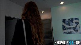 PropertySex - Inspiring mentor creampies...