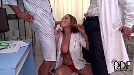 Sexy Nurse Abbie Cat...