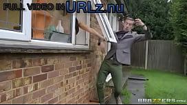 Brazzers HD - Peeping The Pornstar - Aletta Ocean Danny D 2016
