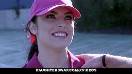 DaughterSwap - Cute Tennis Girls...
