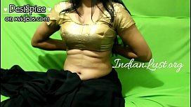 Dirty Hindi Talking Bhabhi...