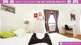 VR PORN-HOT BRIDESMAID...
