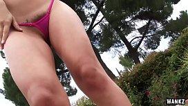 WANKZ- Sexy Spanish Porn Star Vanessa Veracruz Solo