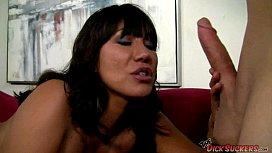 Ava devine the dick...
