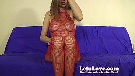 Lelu Love-Bodystocking Tease...