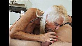 Hot Grannies Sucking Dicks...