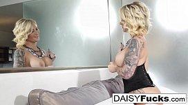 Tattooed and pierced Daisy...