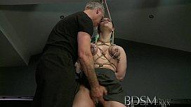 BDSM XXX Black haired...