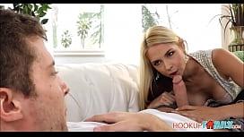 Blonde Big Tits MILF...