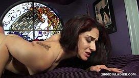 800DAD Ass Queen Sheena Ryder Slammed by Big Dick Gigolo