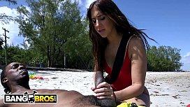 BANGBROS - Latina Lifeguard Valerie...